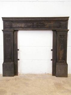 Columbus Architectural Salvage - FIREPLACE SURROUNDS | House ideas ...