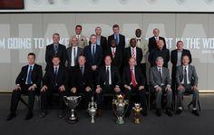 Champions reception at Emirates Stadium (17th April 2014) by Stuart MacFarlane