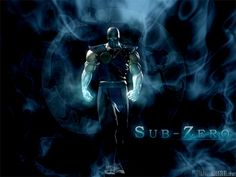 Sub-Zero - mortal-kombat Wallpaper
