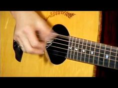 Acoustic Rhythm Guitar Lesson - #7 - Survival Guide - Vicki Genfan - YouTube