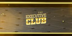 The Executive Club - Leather & Gold. Glossy Stylish After Effects Template for CS4 and Above. Easy to Modify and Energetic