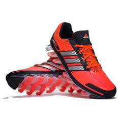 newest 0ea9f 7cb3a Adidas Spring Blade Running Shoes- Red Color