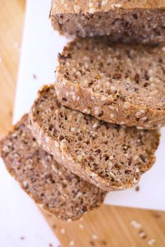 Banan Bread, Base, Vegan, Fodmap, Feel Better, Biscuits, Food And Drink, Low Carb, Gluten Free