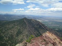 Green Mountain, Boulder, CO Summits | http://rootsrated.com/stories/green-mountain