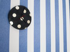 milowcostblog: diy: reloj de pared