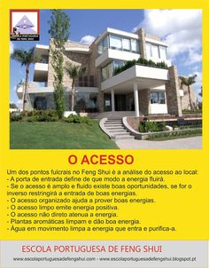 Escola Portuguesa de Feng Shui: O ACESSO