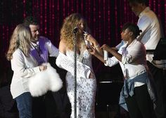 Diva Mariah Carey   Fashionable Sling
