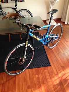2002 Cannondale Jekyll 1000