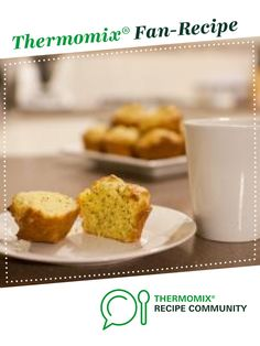 Recipe Whole Orange & Poppyseed Muffins by Liz_smith, learn to make this recipe easily in your kitchen machine and discover other Thermomix recipes in Baking - sweet. Orange Recipes, Sweet Recipes, Poppy Seed Muffin Recipe, Liz Smith, Bellini, Muffin Recipes, Cake Cookies, Instant Pot, Sweets