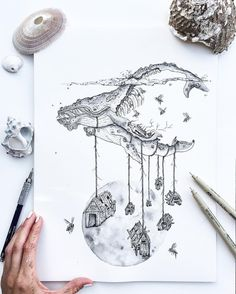• Artist • MFA • Biological Illustration • Commissions • ✉️ marissaquinnart@gmail.com