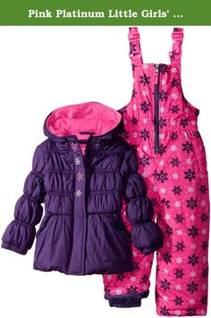 Carter/'s Girls Navy Star Two-Piece Snowsuit Size 2T 3T 4T 4 5//6 6X