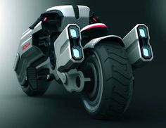 Star War Speeder Bike inspired motorcycle