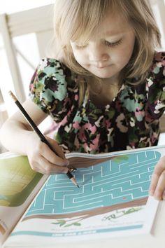 A Homeschool Preschool Schedule : Letters from the Loft
