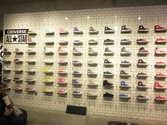 48 Best VM Converse images | Visual merchandising, Converse