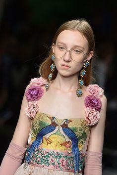 Milan Fashion Week 2016 News: Inspirations behind Gucci new collection   Milan Design Agenda