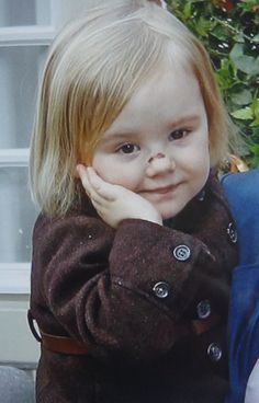 Ariane met gehavend neusje