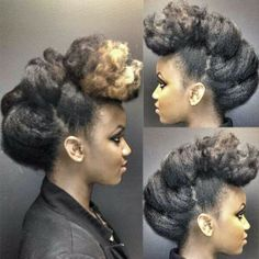 Dope! - To learn how to grow your hair longer click here - http://blackhair.cc/1jSY2ux