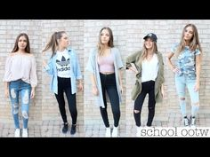 d30dc40cc2 23 Best Outfit Ideas ❤ images in 2019 | Casual outfits, Casual wear ...