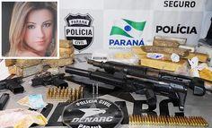 Dentista presa no Paraná conquistava pela beleza e carinho com animais - http://projac.com.br/noticias/dentista-presa-parana-conquistava-pela-beleza-e-carinho-com-animais.html