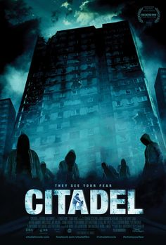 #Citadel Excellent, creepy, scary multi-layered film from Ireland. A must see for independent horror film fans.