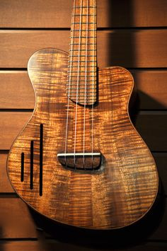 Land Ukulele by Bone Basses