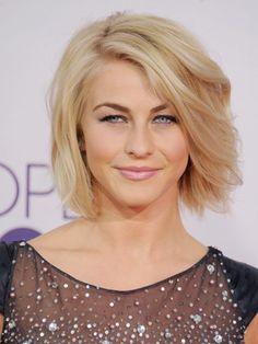 Julianne Hough's People's Choice Awards 2013 Hair