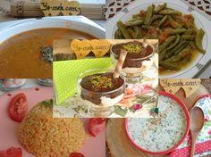 Ramazan İftar Menüleri Tarifleri 29 Resimli Tarifi - Yemek Tarifleri