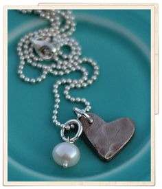 Lil Vintage Love    Would love with his November birthstone :)