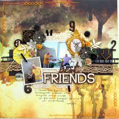 Layout: Best Friends