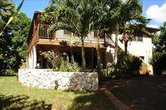 Secret Garden House  http://www.vrbo.com/24273#  Haleiwa