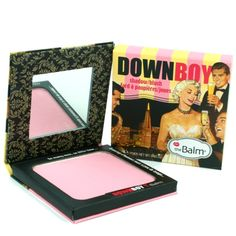 The Balm - Down Boy Blush - Rouge