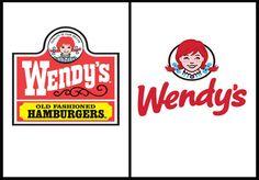 Wendy's nieuwe logo