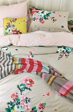 print & pattern blog - new AW2015 bedding from Joules