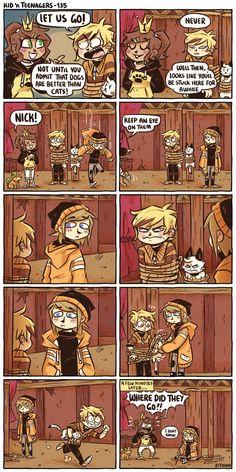 Read 135 from the story Kid n Teenagers Comics by Ms_foofy (Ms. Foofy) with 991 reads. Web Comics, Funny Comics, Anime Comics, Z Toon, Rage Comic, Beste Comics, 4 Panel Life, Kid N Teenagers, Short Comics