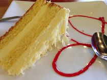 Limoncello Cake with Marscarpone Frosting