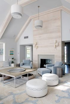 gray washed wood paneling - Google Search