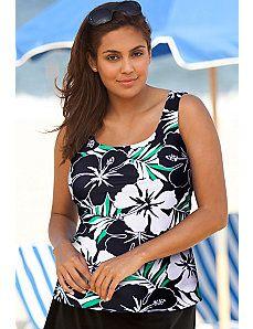 Delano Tankini Top by Beach Belle