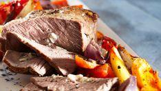 Steak, Flora, Beef, Red Peppers, Meat, Steaks, Plants