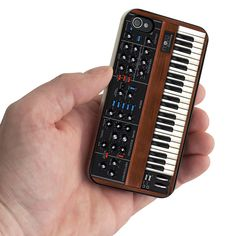 Minimoog Vintage Case iPhone 4 Case, iPhone 4s