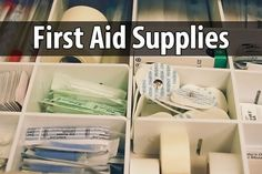 This board is all about first aid kits, medical supplies, and various types of medical gear you might need during a disaster. There are also some reviews of first aid items.