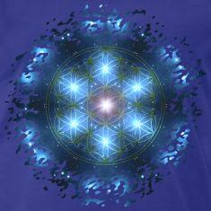 Spirit lifestyle ART by EDDA Fröhlich | Die Blume des Lebens - Universe ist die Ursprache des Universums