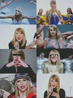 I found an almost studio acapella of shake it off guys listen to it that's all I have to say