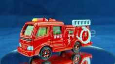 TOMICA 41 MORITA CD-I PUMP 2003 | FIRE ENGINE SET 2009 | SINGLE SPLIT