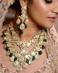 50 Necklaces Design for every bride this wedding season