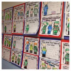 Veterans Day Freebie for Little Learners