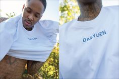 Babylon LA has unveiled its FW16 lookbook and it features rapper YG showcasing the label's biggest collection of apparel yet.