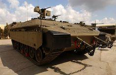Namer - Israeli armored personal carrier