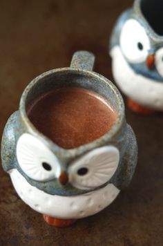 Healthier Hot Chocolate (plus the secret to making it gorgeously thick!)