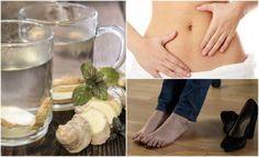 7 fordeler med ingefærvann på tom mage