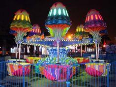 Jellyfish - Rotation Amusement Park Ride Equipment